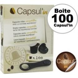 Capsul'in (Boîte de 100)