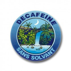 Arabica Décaféiné Sans Solvants