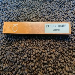 Dosettes compatibles nespresso Uzétien (x 50)